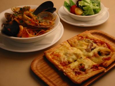 イタリアンレストランMON
